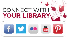 Connect with Your Library logo