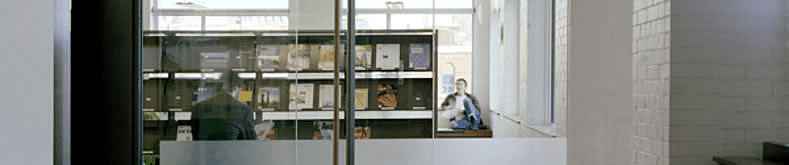 library staff web banner